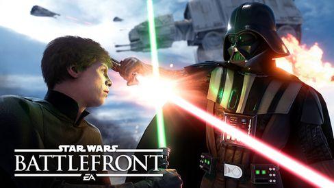 Hva med rødt lys hvis du er Darth, grønt hvis du er Luke? Ikke veldig nyttig, men det hadde jo vært litt gøy, om ikke annet.