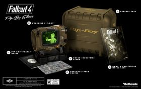 Fallout 4 Pip-Boy Edition.