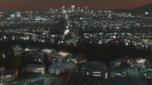 Cities: Skylines - After Dark.