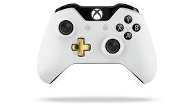 Lunar White Wireless Xbox One kontroller.