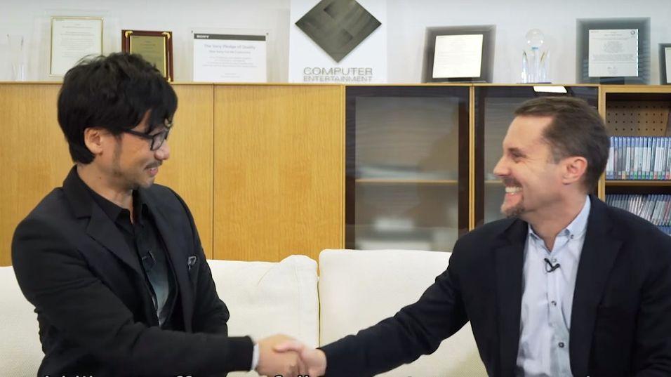Hideo Kojima har startet nytt studio – samarbeider med PlayStation