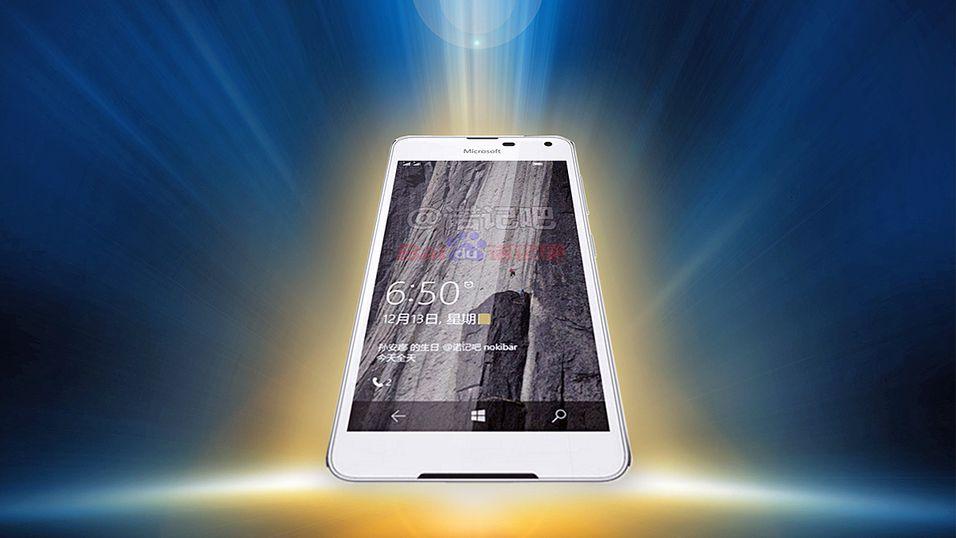 Lumia 650 blir visstnok Microsofts neste budsjettmobil.