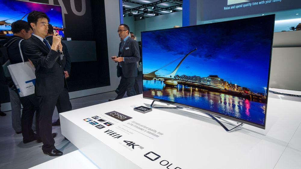 GUIDE: Dette er teknologien du finner i de nyeste TV-ene