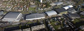 Stavanger Forum ligger rett vest for sentrum av oljebyen.