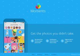 Tjenesten jobber med å flytte bildesynkronisering ut av Facebook-appen og over i Moments-appen.