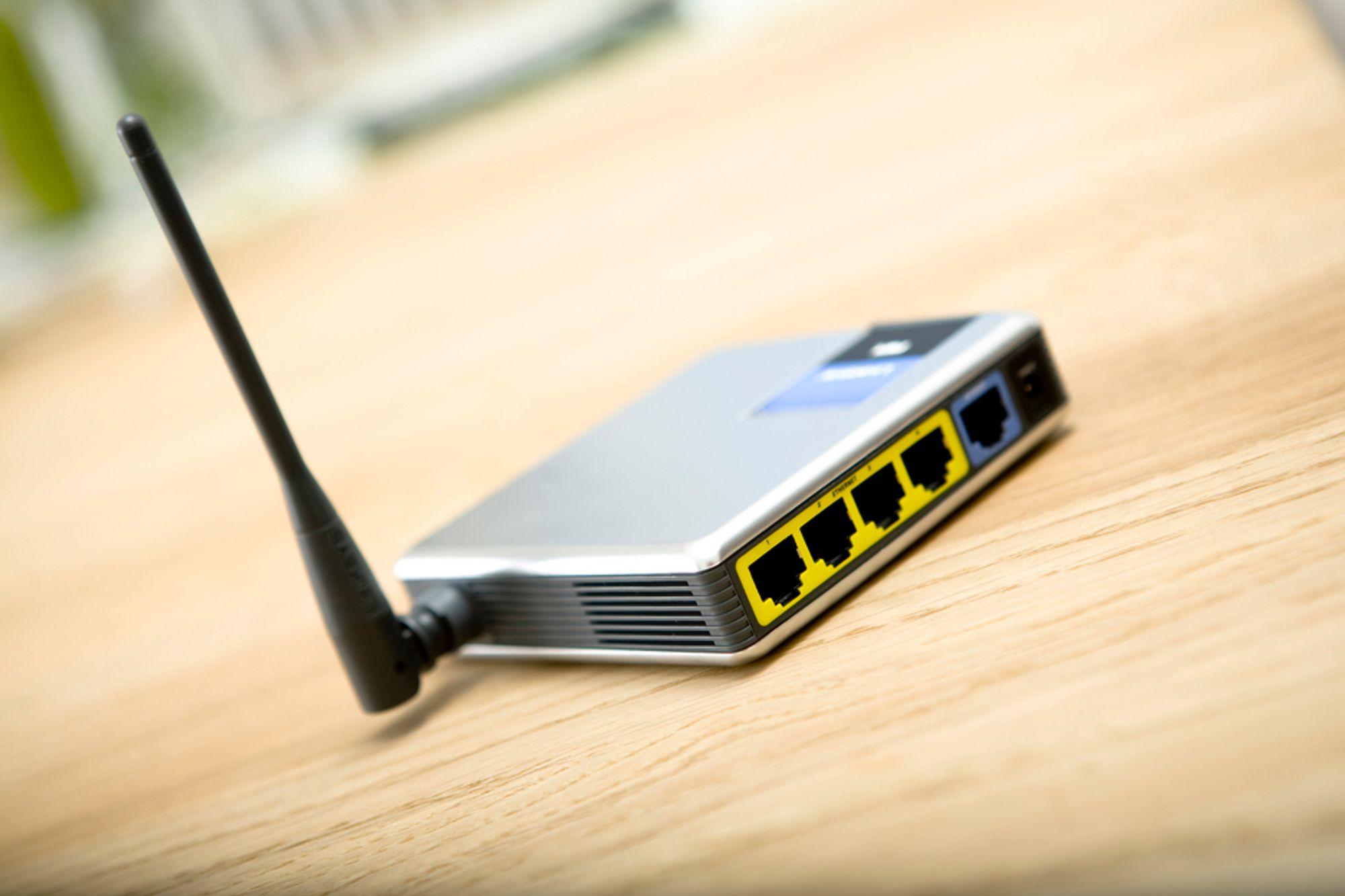 Usikker. Trådløs datatrafikk er blitt mindre trygg etter at en utbredt kryptering er knekt.