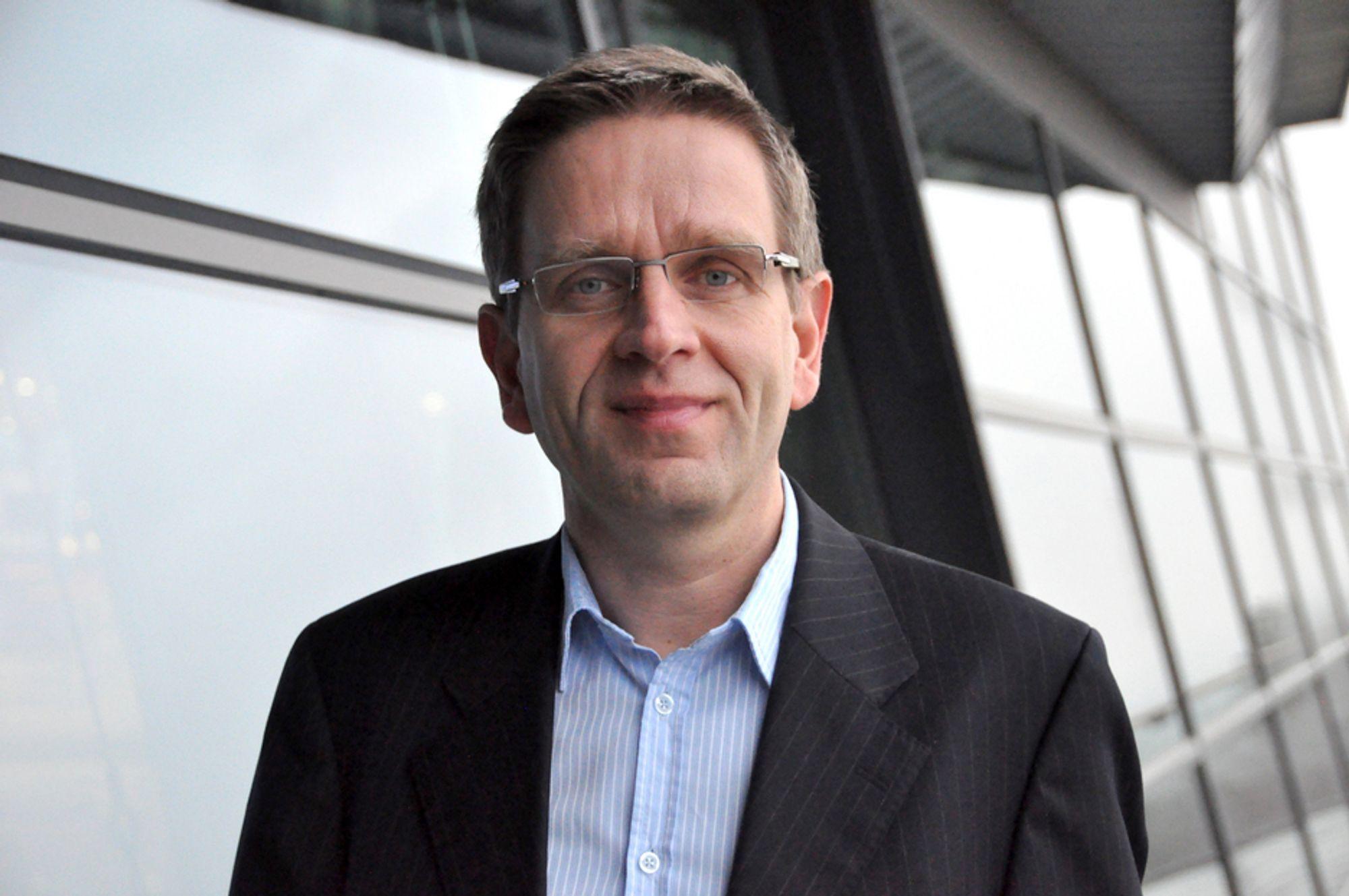 M2M: Per Simonsen blir administrerende direktør i det nyetablerte Telenor Connexion AB.