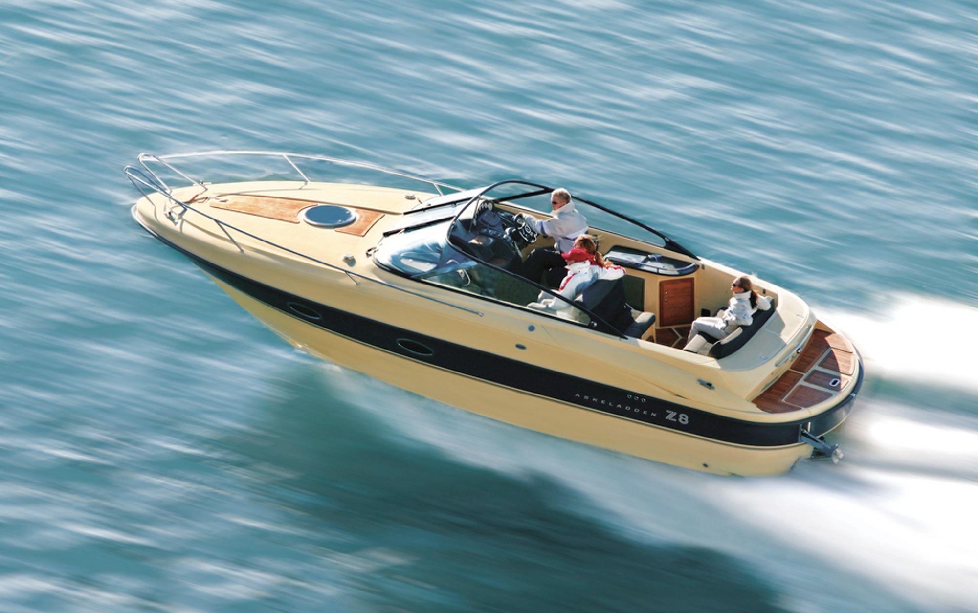 Askeladden kan bli kjøpt opp av båtforhandler.