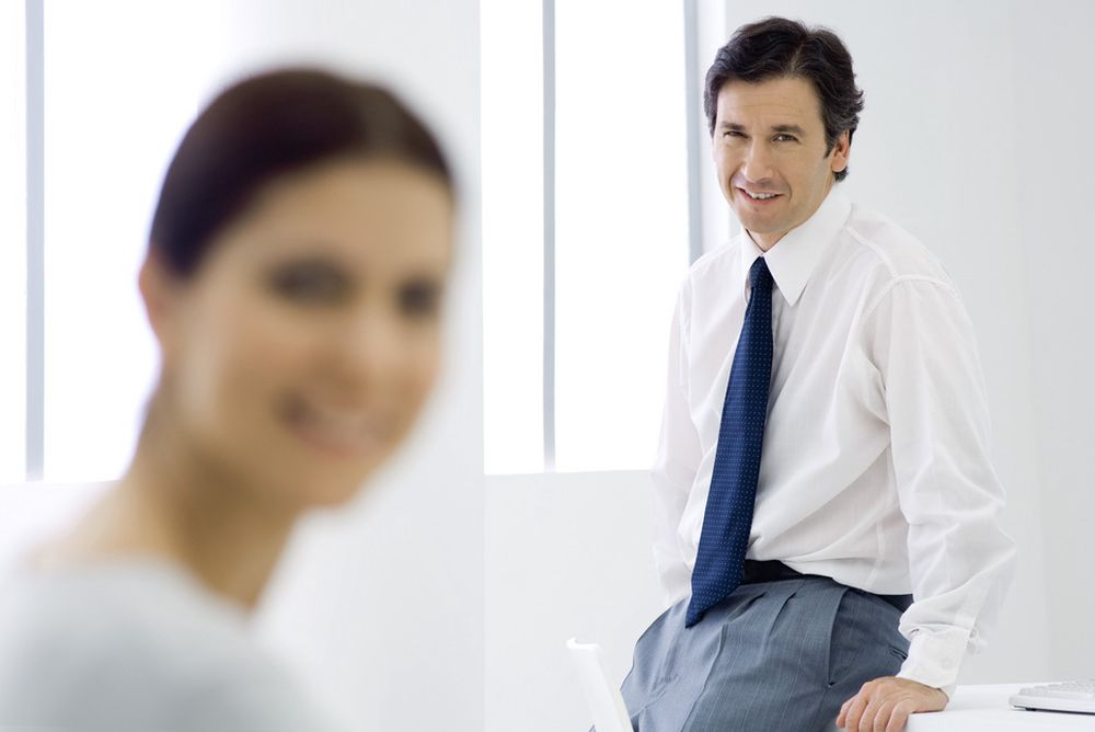 SJEFSTYPER: Problemløseren gir de ansatte individuell behandling.