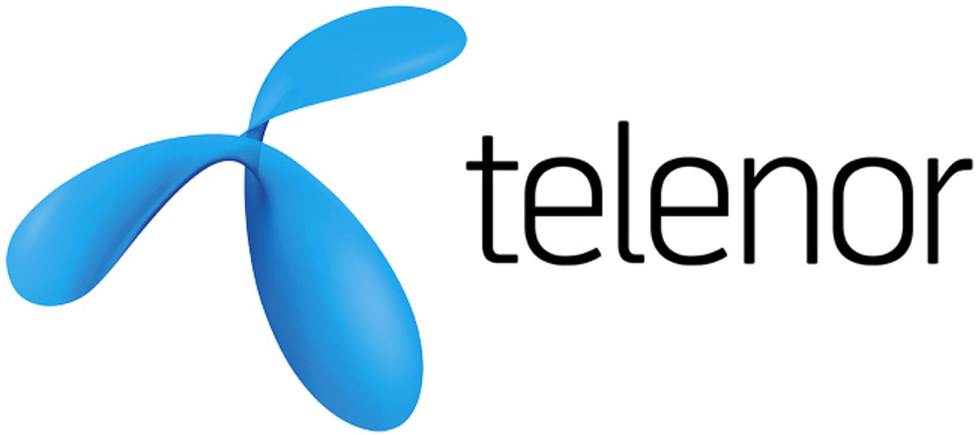 Telenor svir av nær en halv milliard kroner for å være i posisjon for framtidas mobiltjenester.