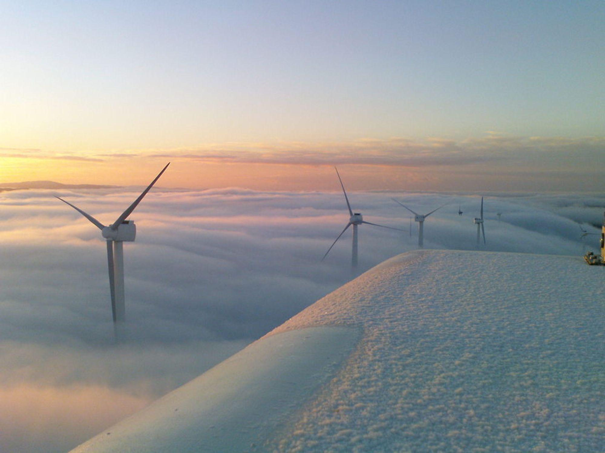 Scandwind produserer og installerer vindmøller på 3.5 MW.