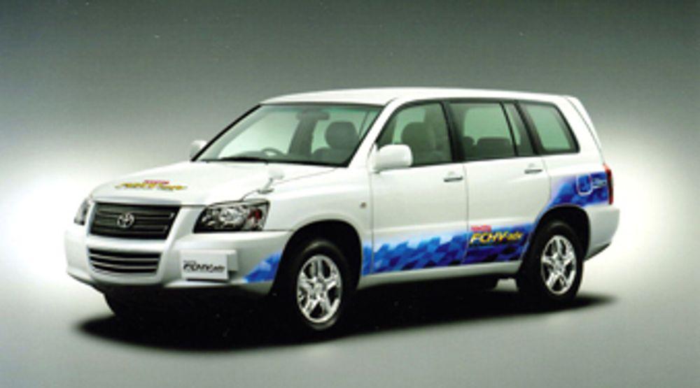 Dette er Toyotas nye brenselcelle-hybrid FHCV-adv.