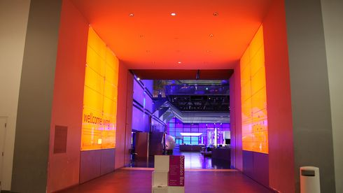 Bilder fra Londons Science Museum