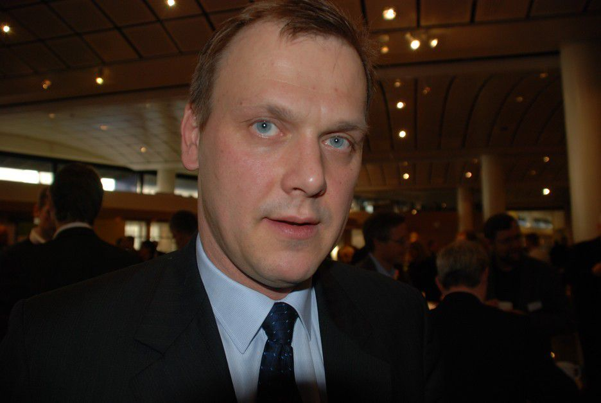 Konstituert sjef for Enova, Fridtjof Unander.