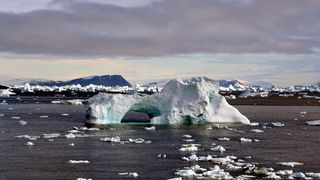 Shtokman forberedes på isfjell