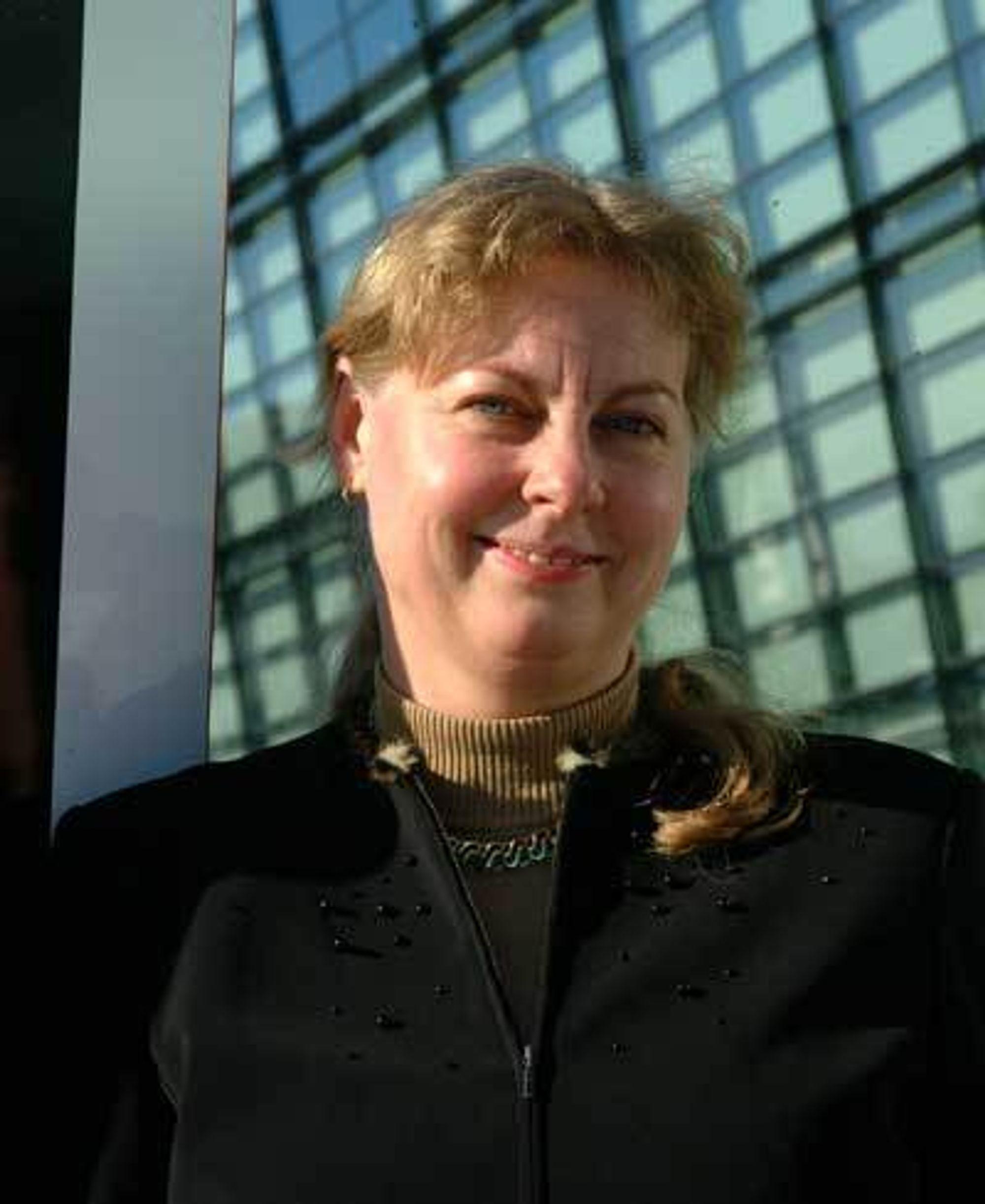 Berit Svendesn, Telenor, er nyvalgt i styret til Ignis ASA.
