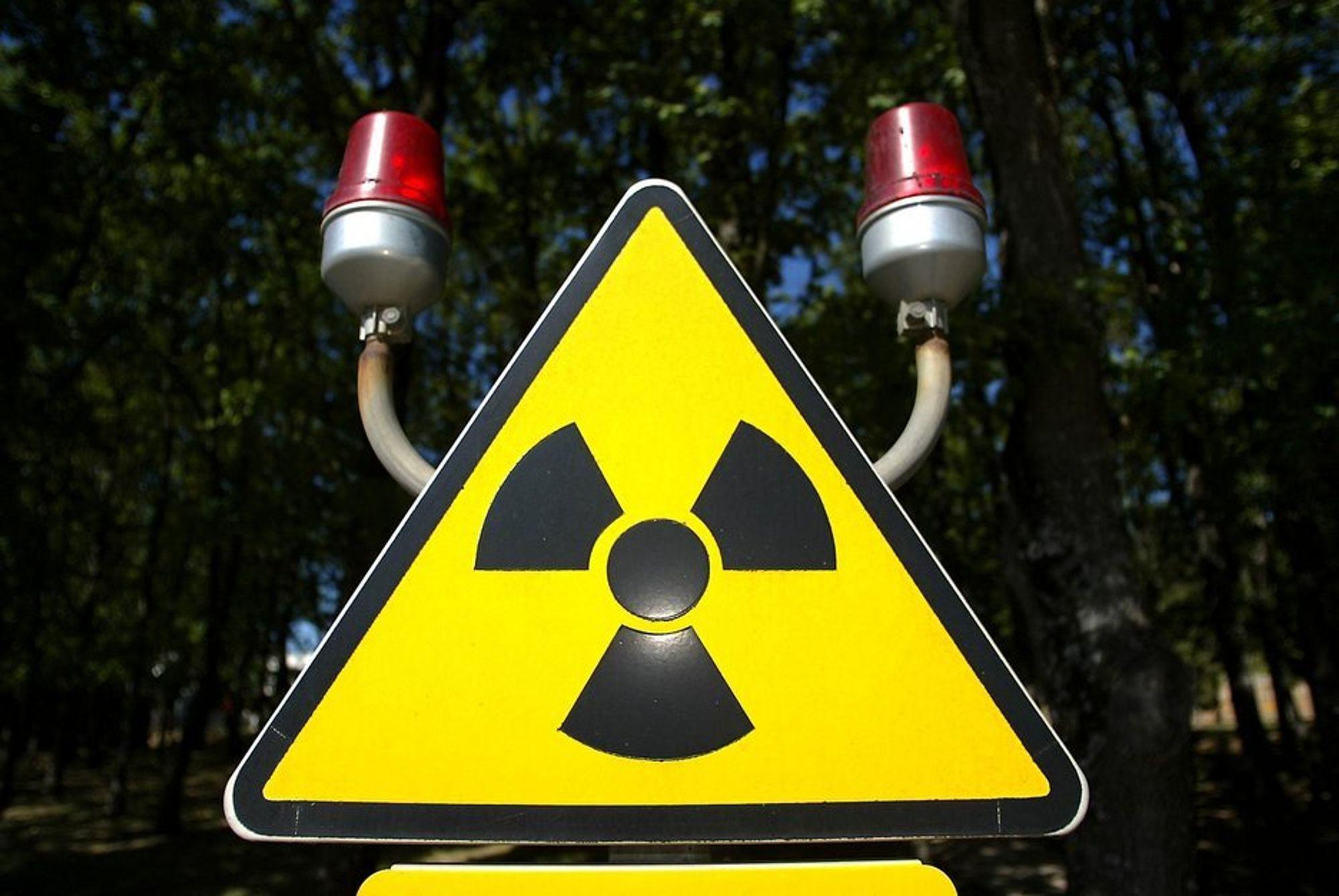 TRUER GRUNNVANN: Over hundre tusen tønner med atomavfall er lekk i Tyskland.