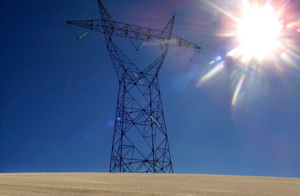 Sahara-sol kan gi strøm til hele Europa