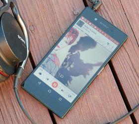 Sony Xperia Z5. Foto: Espen Swang.