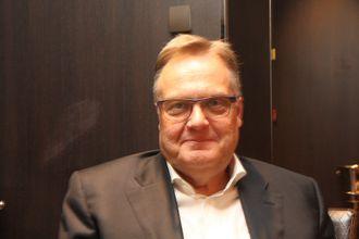 Teknisk direktør Harri Kulovaara har ansvar for alle nybygg i RCCL-systemet.