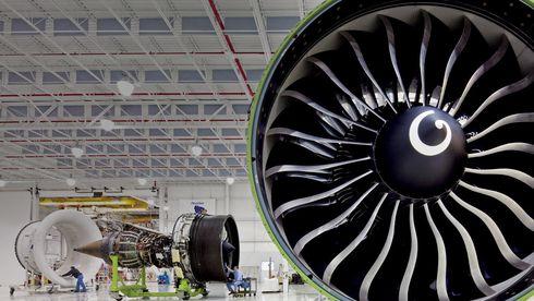 Verdens største jetmotor får 3D-printet komponent