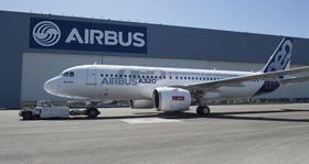 Det første A320 Neo-flyet med CFM Leap-motorer har nettopp blitt med i Airbus' testflåte.
