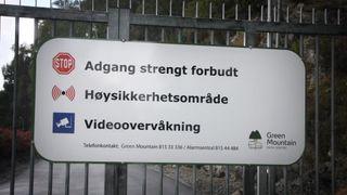 Skandinavias sikreste datasenter