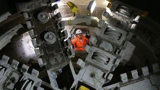 London pusses opp: Se de enorme infrastrukturprosjektene