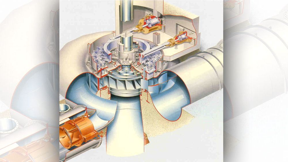 Francisturbiner i norske kraftverk har ikke taklet overgangen til et nytt, fleksibelt kraftsystem spesielt godt, og mange har sprukket.