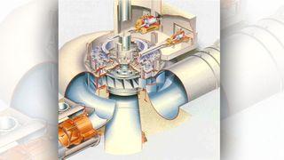 Hvorfor sprekker francisturbinene så ofte?