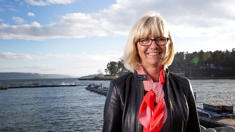 Comeback: Kristin Færøvik er tilbake som toppsjef i et operatørselskap, etter å ha vært innom leverandørindustrien i en periode.