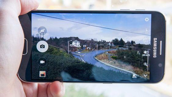 Kameraet er et av de beste du får i en mobiltelefon akkurat nå.