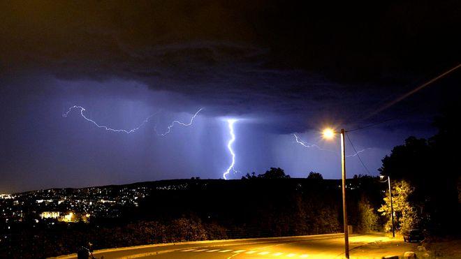 Lyn og torden tar knekken på LED-belysning