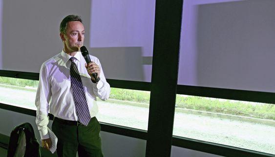 Fabrice Brégier er sjef for passasjerflyvirksomheten i Airbus.