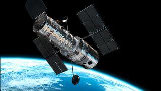 Romteleskopet Hubble var nær ved å bli en fiasko. Nå fyller det 25 år