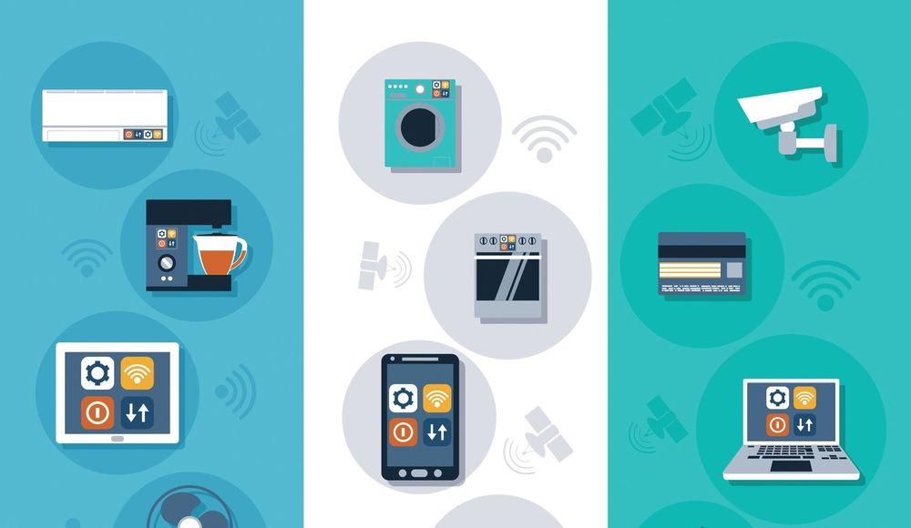For at millioner av elektroniske dingser skal kunne kommunisere, må det løses utfordringer blant annet med radiokommunikasjon på ulike frekvenser.
