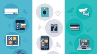 De teknologiske utfordringene for tingenes internett