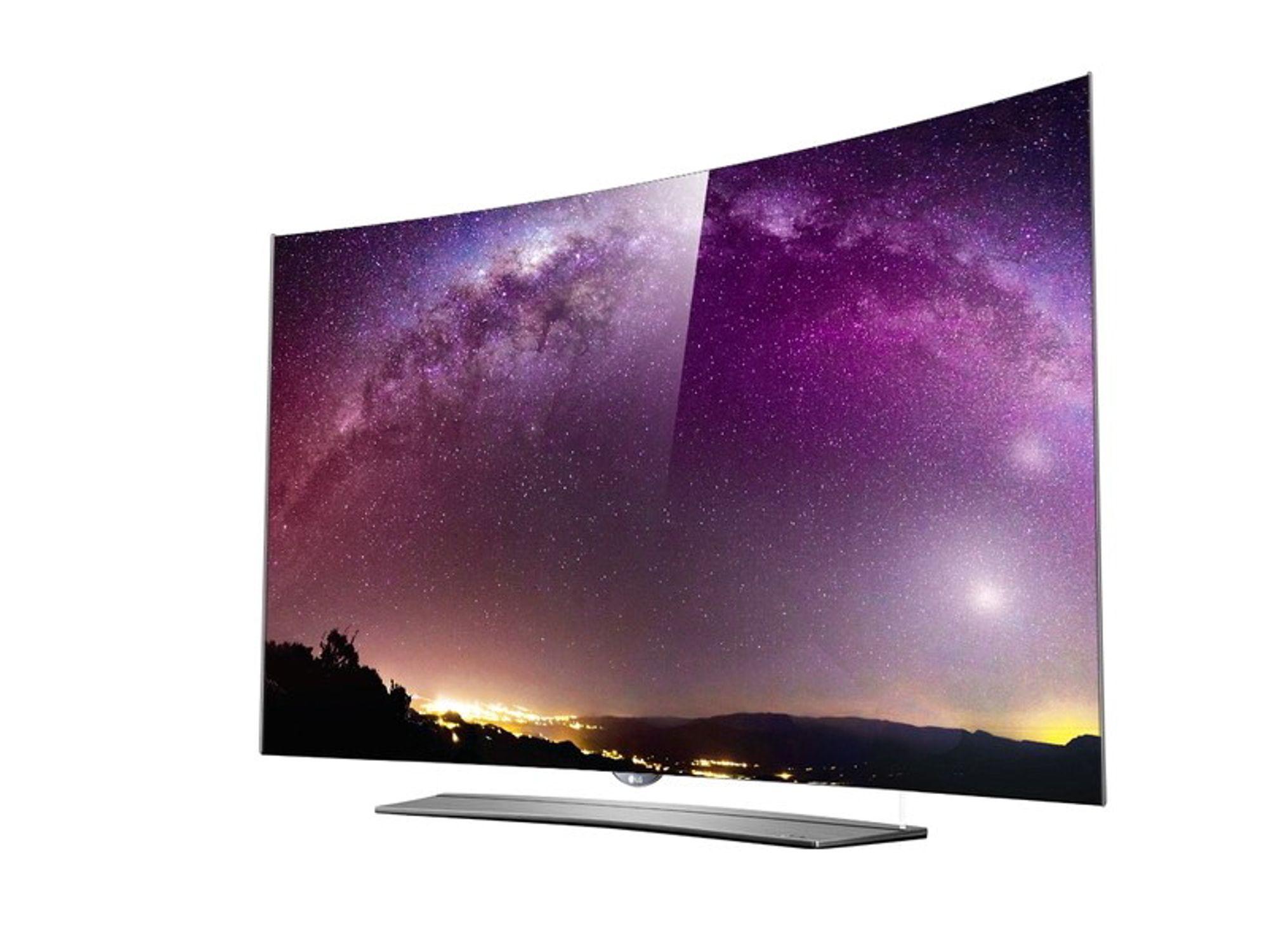 Mens noen ser etter ny bildeteknologi når de skal kjøpe TV, er de fleste mest opptatt av størrelsen på skjermen.