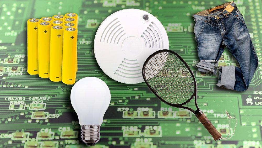 Raskere batterilading, langlevende lyspærer, ultraraske detektorer, lette tennisracketer og brannsikre bukser. Dette er noen av dingsene det nobelprisvinnende materialet grafén skal gi nye egenskaper.