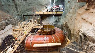 Ny betongtype hindret sprekker i Iveland kraftstasjon