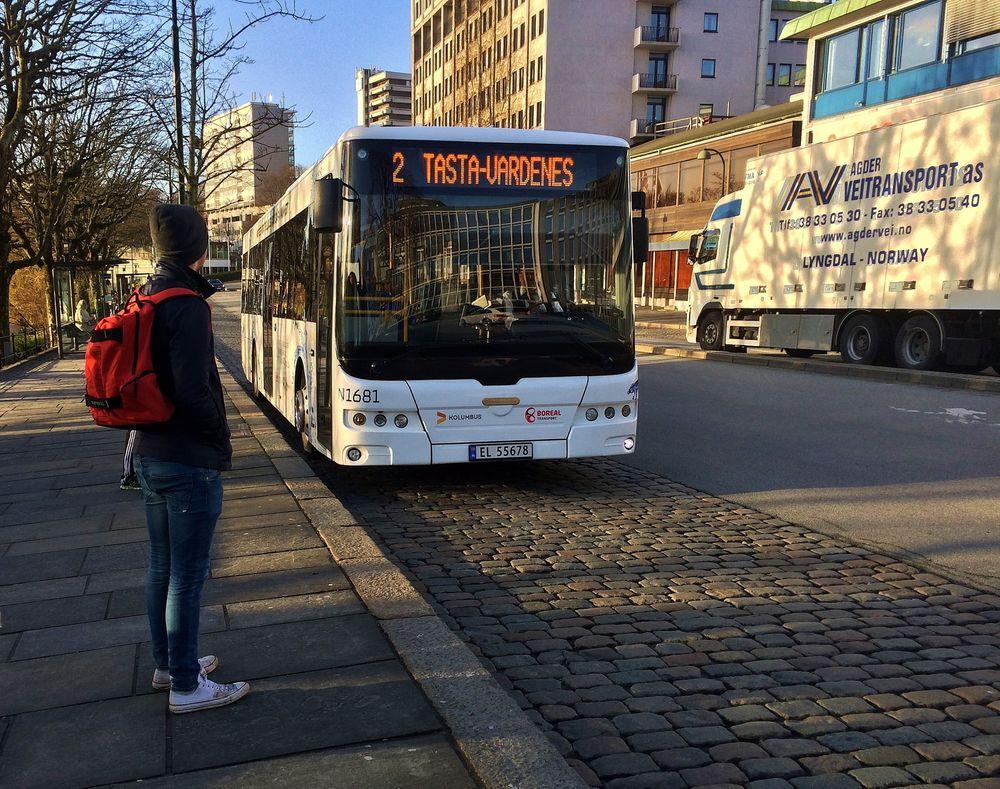 Nå ruller Norges første elbusser i rutetrafikk på veiene, nærmere bestemt i Stavanger.