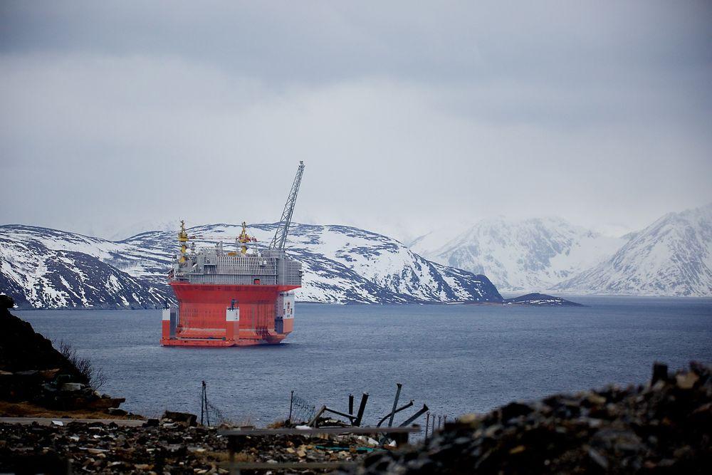 Eni Norge avviser at Goliat-problemene er årsaken til at selskapet droppet søknad i 23. konsesjonsrunde. Foto: Eirik Helland Urke