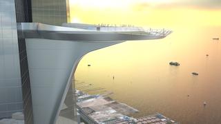 Bygger verdens høyeste skyskraper med 80.000 tonn stål