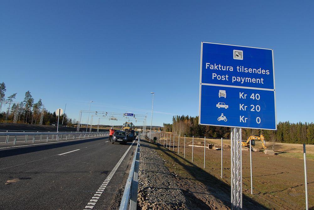 Statens vegvesen hever kontrakten med IBM om utvikling av Autopass Grindgut.