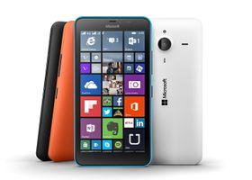 Størst: Til 2399 kroner ligger Microsofts Lumia 640XL, med 5,7 tommers skjerm, godt nede på prisskalaen