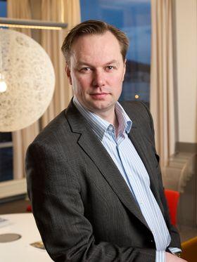 Terje Stachnik Hansen, Kommunikasjonssjef, NCC Construction AS.