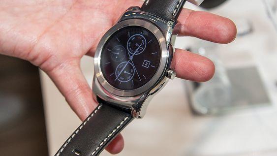 LG Watch Urbane er en redesignet utgave av LG G Watch R.