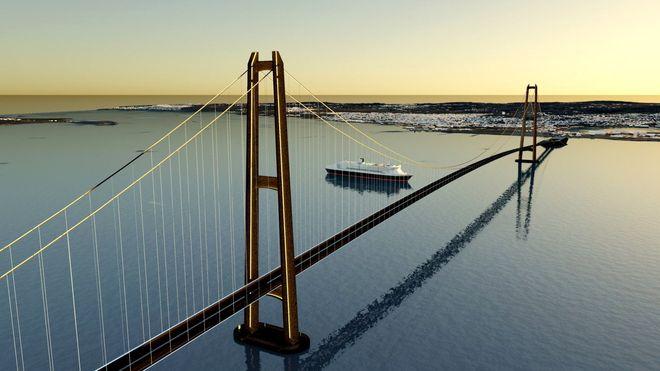 «Bro mellom Horten og Moss bør utnyttes til et solenergianlegg»