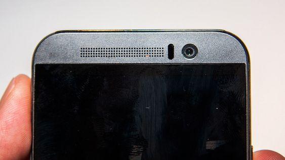 Frontkameraet er nå et såkalt ultrapikselkamera med 4 MP-oppløsning.
