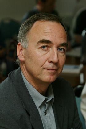 Instituttsjef Lasse Fridstrøm ved Transportøkonomisk institutt.